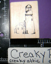 LIGHTHOUSE RUBBER STAMPS ART IMPRESSIONS F-2734