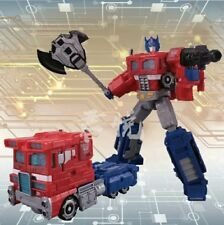 Transformer Seige War For Cybertron Optimus Prime