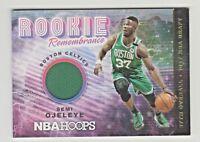 2018-19 Panini Hoops ROOKIE REMEMBRANCE RELIC #RR-SO SEMI OJELEYE Boston Celtics
