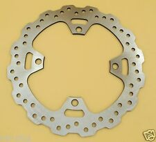 Rear Brake Disc Rotor For KAWASAKI KX125 250 Monster Energy KX450F KLX450R 08-09