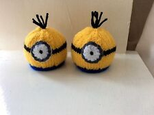Minions  Easter  Chocolate orange covers knitting pattern only