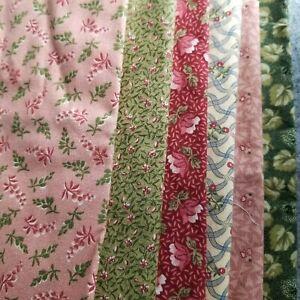 Vintage Thimbleberries quilt fabric