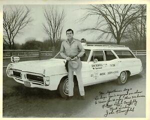 TV WESTERNS B&W FAN PHOTOS 8X10 (3 each) JOHN BROMFIELD SHERIFF OF COCHISE CO.