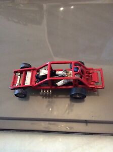 corgi whizzwheels dragster Model Cars Weathered modelling