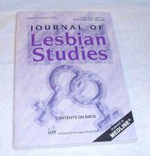 Journal of Lesbian Studies - Vol. 9 No. 1/2 - 2005 Paperback - Very Good