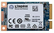 Kingston SSDNOW UV500 240GB SSD mSATA 3D NAND TLC SATA III 240G SUV500MS/240G