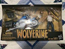 marvel legends wolverine motorcycle