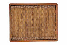 More details for a small japanese model of a tatami mat / stand vintage 13 cm