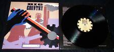 """BIG COUNTRY - STEELTOWN 12"""" vinyl Record album"""