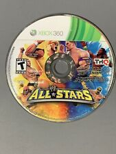 WWE All Stars (Microsoft Xbox 360, 2011) Game Disc Only
