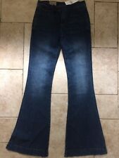 Ralph Lauren Polo Jeans Size 8 Tall (Leg 34) Flare New With Tags BNWT