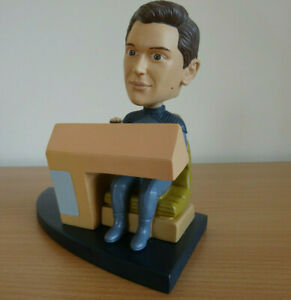 Star Trek The Next Generation Wesley Crusher TNG Build-a-Bridge Bobble Figure