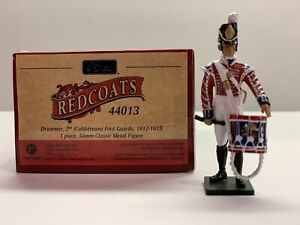 Britain's, Drummer, Coldstream Guards, 1812-1815. Napoleonic Wars. Set #44013