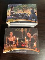 Cryptozoic Outlander CZX Complete Premium Base Card Set Cards 1 - 54
