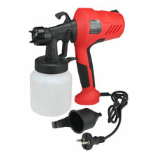 GT-006-350 800ml 400W Container Electric Paint Sprayer Gun Three Nozzle Pattern