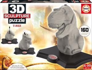 Educa 3D Sculpture Puzzle - T-Rex 16967