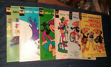 new terrytoons heckle and jeckle 6 issue bronze age cartoon comics lot gold key