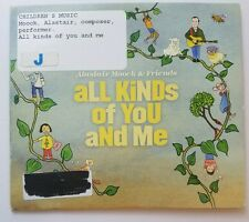 Alastair Moock-All Kinds of You and Me CD Fast Free Shipping