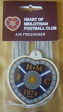 Corazón de Midlothian Football Club Car airfreshener Edimburgo Escocia