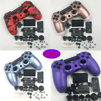 PS4 Controller Housing Shell Case Buttons Keys Set For Sony Playstation PS4 Slim