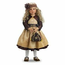 Child doll 25'' Amber ''SEASONS OF INNOCENCE'' by Angela Sutter - autumn