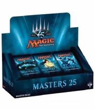 Magic the Gathering Masters 25 Booster Box Factory Sealed & FREE SHIPPING