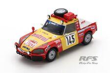 Citroen DS 23 Astral Rallye Rally Paris Dakar 1981 Roncin Quenti 1:43 Spark 5538