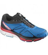 Zapatillas de deporte runnings azules Salomon para hombre