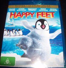 Happy Feet (Australia Region B) Blu-Ray NEW