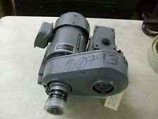 SAKAI - PW-4  WITH HASE GEARBOX - BH50  WITH HITACHI 200-220V MOTOR