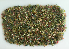 400 CT SCOOP NATURAL MULTICOLOR TOURMALINE ROUGH GEMSTONES LOOSE LOT RAW MINERAL