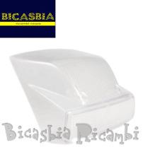 3434 - GEMA TRANSPARENTE FARO TRASERO VESPA PX 125 150 200 FRENO DE DISCO
