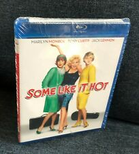 Some Like It Hot (Blu-ray Disc, 2011) New - Sealed, Monroe, Curtis, Lemmon
