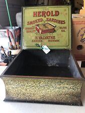 Herold Smoked Sardines Tin Can