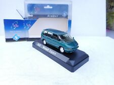SOLIDO 1/43  NO:1522  RENAULT ESPACE FIRST TYPE IN GREEN  NEW OVP RARE