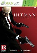 Xbox 360 Hitman Absolution Brand New and Sealed