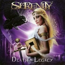 Serenity - Death & Legacy [New CD] Canada - Import