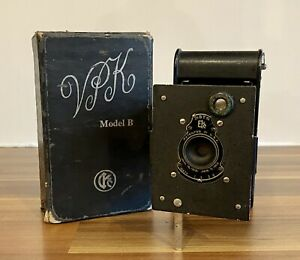 Kodak Vest Pocket Autographic Kodak Folding Bellows Camera Circa 1920's
