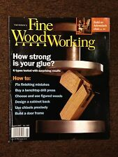 Fine Woodworking #192 August 2007 (Cover has tear)