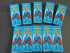 Super Hero Wax Crayons X 10*Pinata*Toy Loot*Kids Pencils*