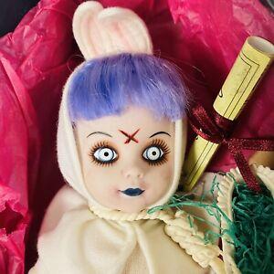 Living Dead Dolls Eggzorcist 99902 Doll Mezco Toys 2000 Halloween Easter