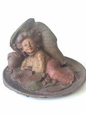 "Tom Clark Gnome Cairn 1984 ""Colette"" Retired #58 Signed~W/coa"