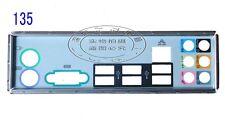 ATX Blende I/O shield MSI P43T-C51, 870-G45  #53 XH