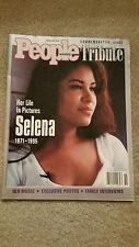 Selena Quintanilla Perez People Tribute Magazine 1995 Selena mag