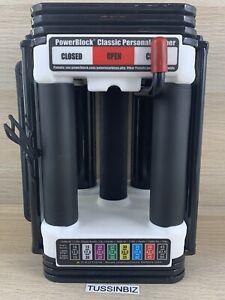 PowerBlock Classic 50 Adjustable Dumbbell 5-30lbs Single Weights Missing Elite