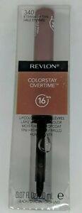 Revlon ColorStay Overtime Liquid Lip Color, 340 Eternally Tan