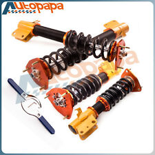 Full Coilover Struts Shock Absorbers For Subaru Impreza WRX STI GDF 2005 2006-07