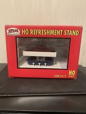 Atlas Model - 715 Refreshment Stand Kit HO (Model Train - Buildin 732573007154