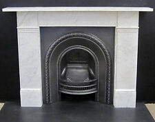 Original Edwardian / Victorian Marble Fireplace Surround     M120