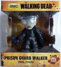 """PRISON GUARD WALKER The Walking Dead 7"""" inch Vinyl Figure Funko 2013"""